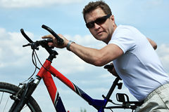 Free Sporty Man Stock Image - 9573391