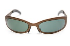 Sporty Sunglasses Royalty Free Stock Image