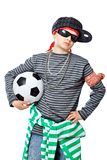 Sporty teen Stock Photography