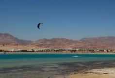 Sporty w Dahab Egipt zdjęcia royalty free