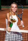 Sporty woman Royalty Free Stock Photos