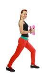 Sporty woman Royalty Free Stock Photo