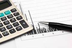 sporządzać mapę pieniężnego zdjęcie stock