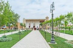 Sposób Khakim Kushbegi meczet Fotografia Stock