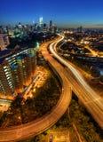 Sposób Kuala Lumpur Obrazy Royalty Free