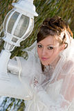 Sposa Fotografia Stock Libera da Diritti