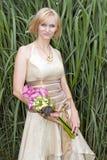 Sposa Fotografia Stock
