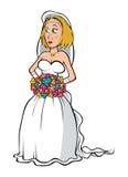 Sposa royalty illustrazione gratis