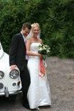 Sposa & sposo 03 Fotografia Stock Libera da Diritti