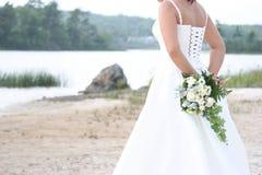 Sposa attendente Immagine Stock