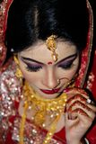 Sposa del Bangladesh Fotografia Stock Libera da Diritti
