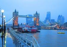 Sposa della torre di Londra Fotografia Stock