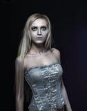 Sposa delle zombie Immagine Stock
