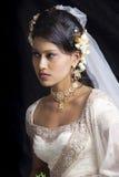 Sposa dello Sri Lanka Fotografie Stock