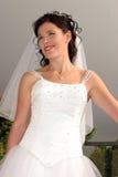 Sposa di cerimonia nuziale Fotografia Stock Libera da Diritti