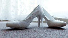 Sposa sposa le scarpe archivi video