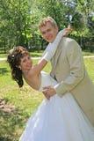 Sposato Fotografia Stock
