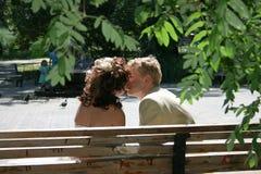 Sposato Immagini Stock Libere da Diritti