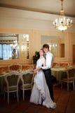 sposo della sposa fotografie stock libere da diritti