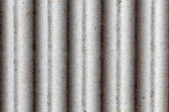 Spostamento della superficie del cartone della carta marrone Immagini Stock