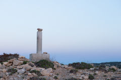 Spot in Formentera Royalty Free Stock Image