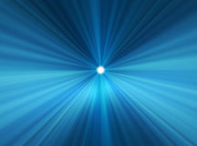 Spot of Light Stock Image