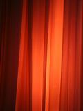 Spot Light Against Curtain Royalty Free Stock Photography