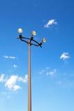 Spot light pole Stock Photos