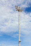 Spot-light tower Stock Photos