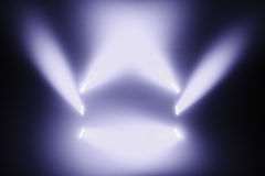 Free Spot Lights On A Empty Stage Stock Photo - 51223050