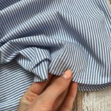 Spot on clothes close-up royalty free stock photos