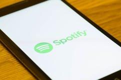 Spotify Fotografia Royalty Free