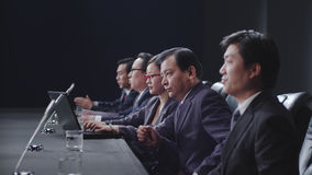 spotkań biznesowi ludzie obraz stock