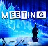 Spotkania Brainstorming dyskusi Konferencyjny Seminaryjny pojęcie Fotografia Royalty Free