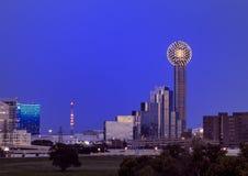 Spotkania wierza, Dallas Obrazy Stock