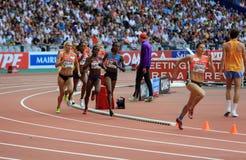SPOTKANIE AREVA, Paryski IAAF diamentu liga zdjęcie royalty free