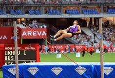 SPOTKANIE AREVA, Paryski IAAF diamentu liga Zdjęcia Stock