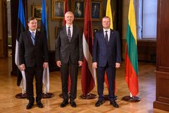 Meeting of the Baltic Council of Ministers