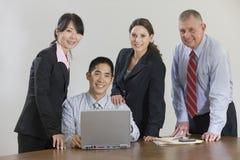 spotkanie biznesowa drużyna Zdjęcie Stock