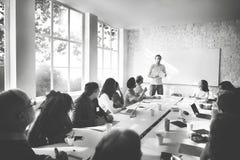 Spotkanie Biznesowego związku Biznesowy Korporacyjny pojęcie obraz stock