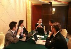 spotkanie w interesach Zdjęcie Royalty Free