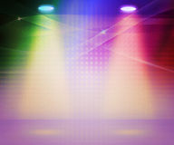 Spotlight Abstract Background Royalty Free Stock Photo