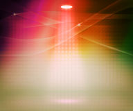 Spotlight Abstract Background Stock Image