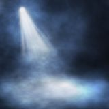 Spotlight background Stock Image