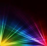 Spotlight background. Vector illustration Stock Photo