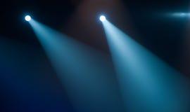 Spotlight. Concert Lighting Spotlight on stage royalty free stock images