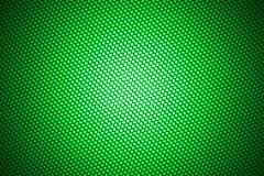 Spotlight on green carbon fiber Stock Images