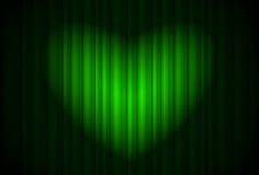 Spotlight heart Royalty Free Stock Photography