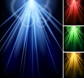 Spotlight Highlight Background Stock Images