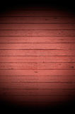 Spotlight on Old Brown Wooden Wall Royalty Free Stock Photo